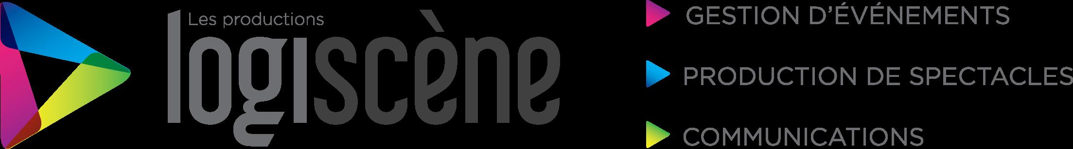 Les Productions Logiscène Logo